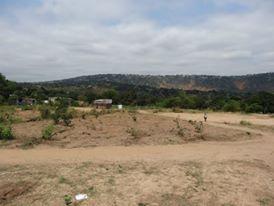 Les collines de Selembao