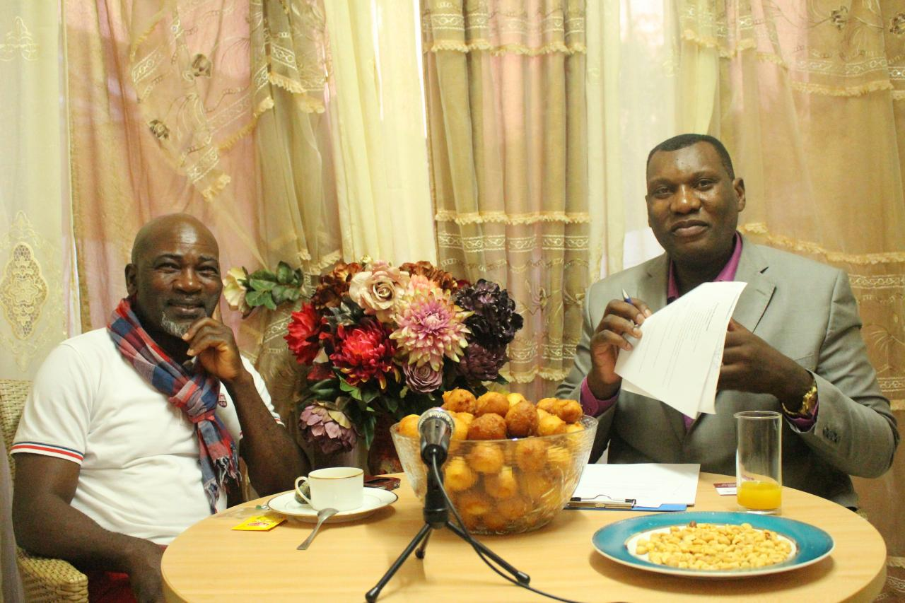 Klay Mawungu de ProActiv' Congo