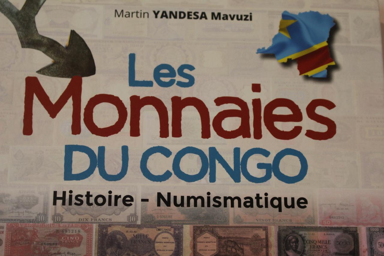 Les monnaies du Congo