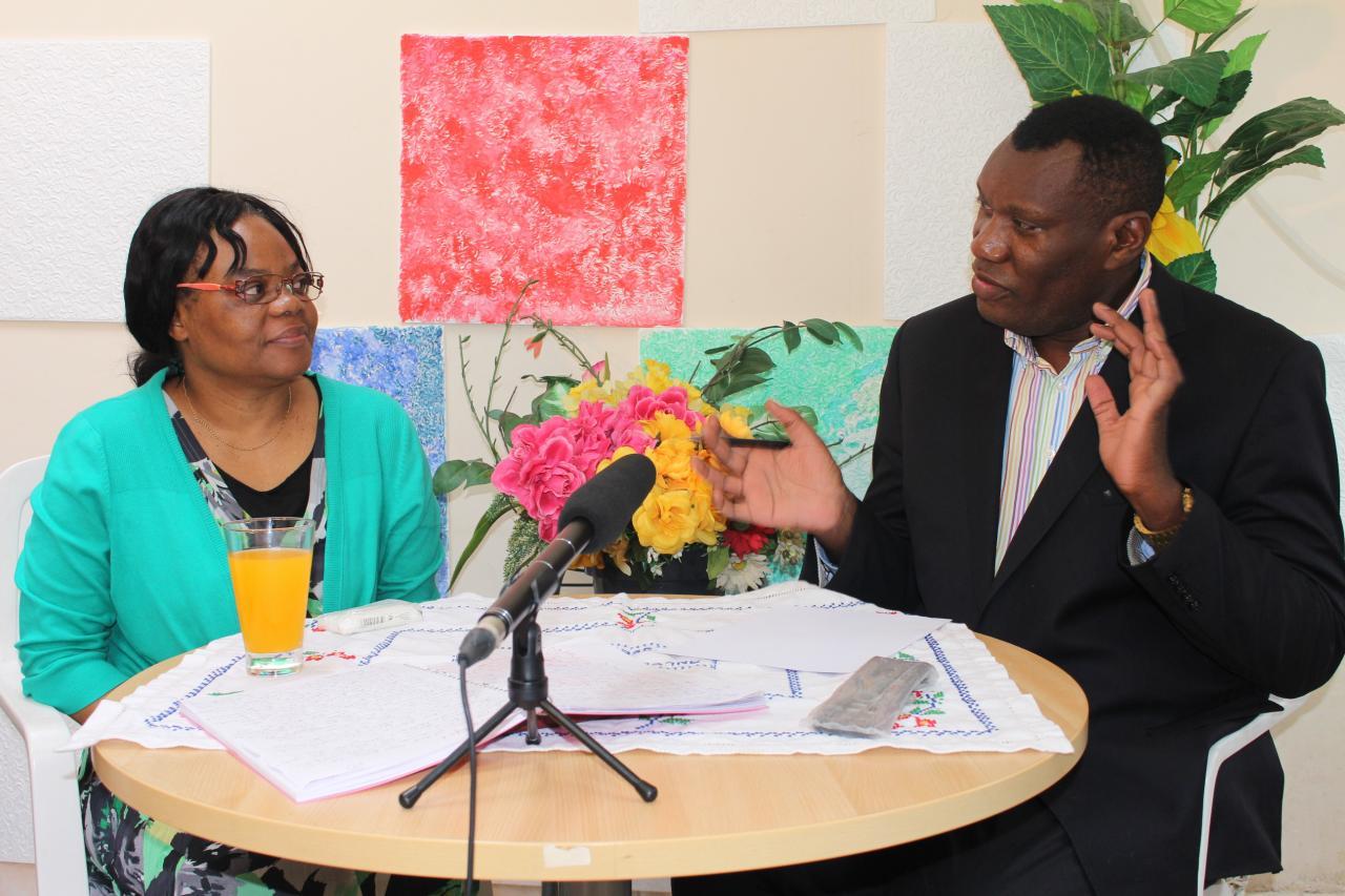 Opération coltan avec Maman Sophie Tshibola Mulumba