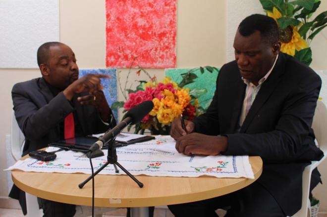 Eglise messianique Second souffle avec le Pasteur Blaise Nke Lokwa