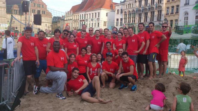 Volley ball 2013-3